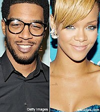Kid Kudi and Rihanna