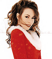 mariah carey christmas ii album covers