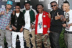 Young Money 2013 Members Young Money Cash Money...