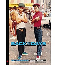 'Back in the Days' Photo Book Cover