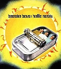 Beastie Boys 'Hello Nasty'