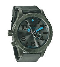 Nixon 50-31 PU Watch