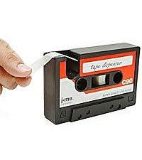 J-Me: 'Cassette' Tape Dispenser