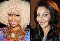 Lil Kim Nicki Minaj