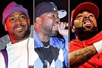 Raekwon Ghostface Killah Method Man Wu-Tang Clan