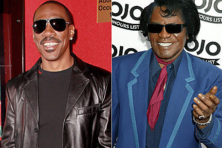 Eddie Murphy, James Brown