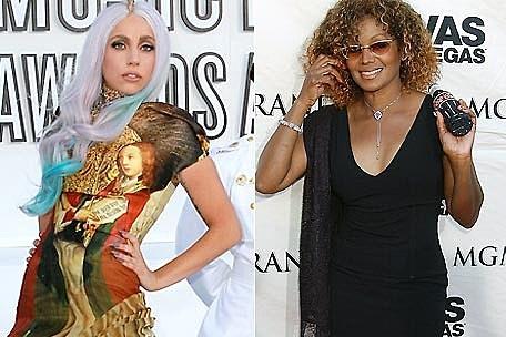 Lady Gaga, Rebbie Jackson