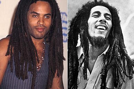 Lenny Kravitz, Bob Marley