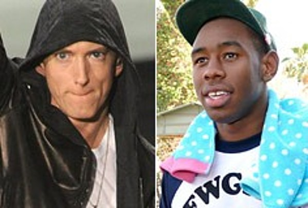 Eminem Praises Odd Future, Says 'the Dudes Can Rhyme'