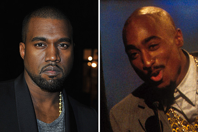 Kanye Tupac