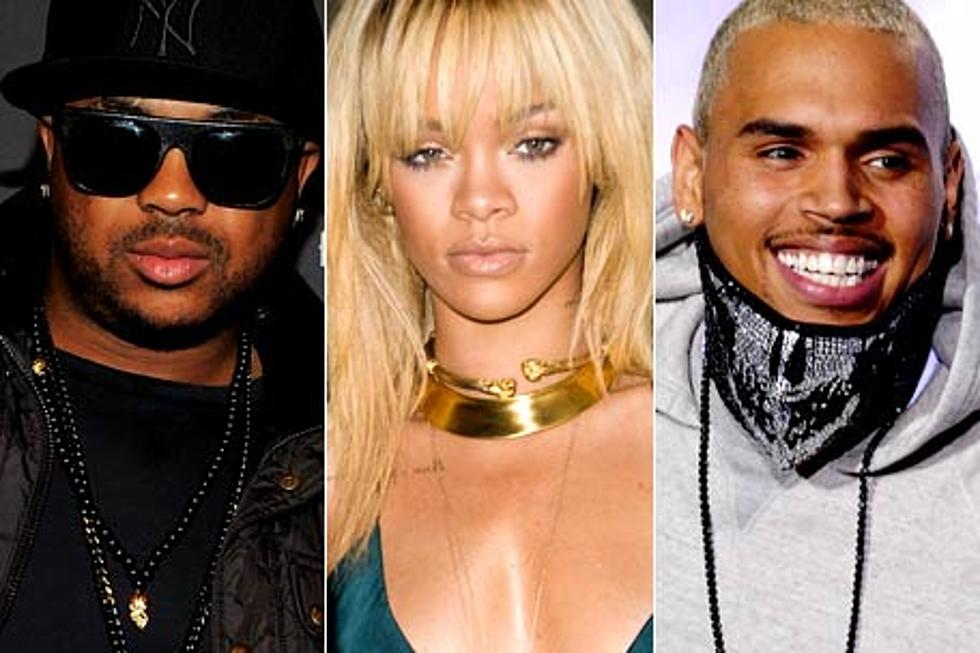 The Dream Birthday Cake Remix Rihanna Forgives Chris Brown