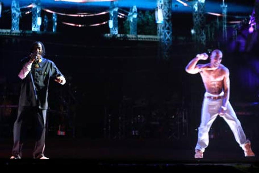 2pac Hologram Concert