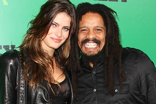 Rohan Marley Engaged: Lauryn Hill's Ex to Wed Brazilian Model ...