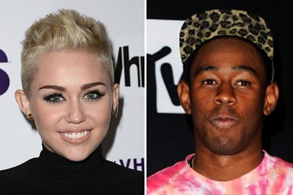 Miley Cyrus and Tyler, The Creator Collaborate on Her New ...