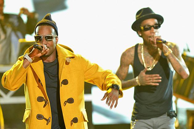 Juicy J & Wiz Khalifa