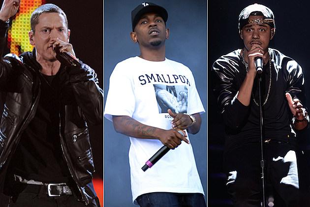 Eminem Kendrick Lamar J. Cole