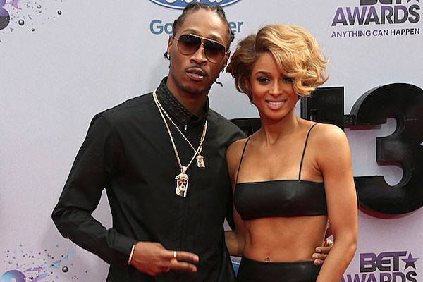 Ciara and Future Are Engaged