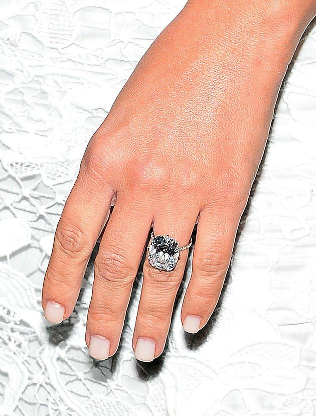 Kim Kardashian's Ring