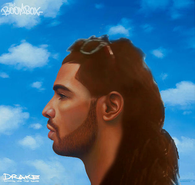 drake�s �nothing was the same� cover in different hairstyles