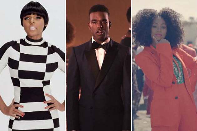 Janelle Monae Luke James Solange