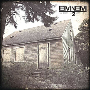 Eminem 'MMLP2'
