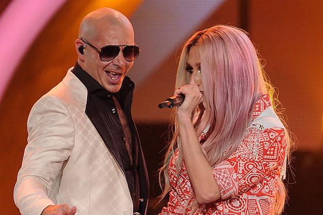 Pitbull Kesha