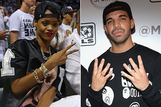 Rihanna Drake