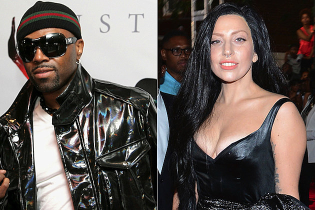 Teddy Riley Lady Gaga