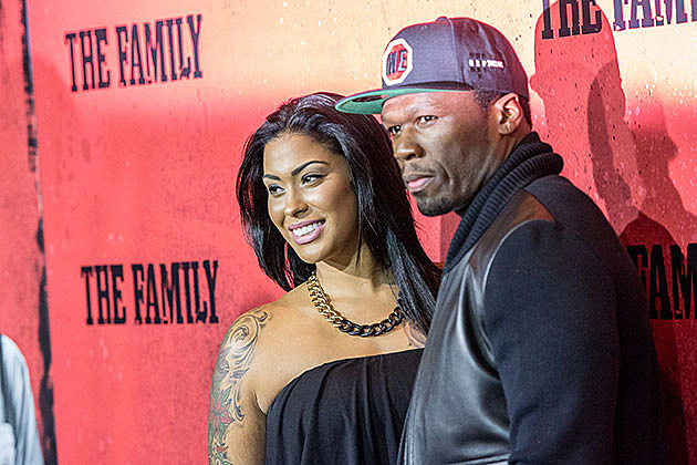 Who is 50 cent dating now 2016