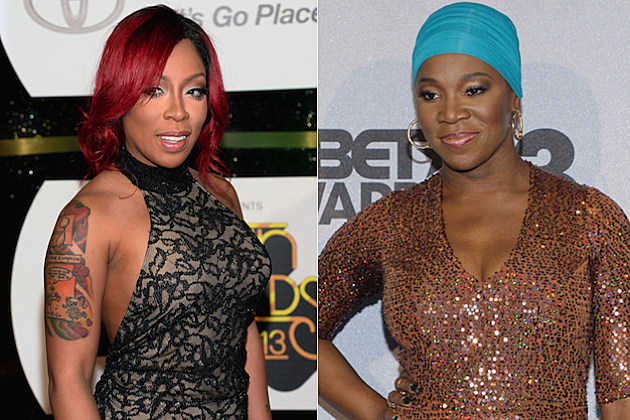 K. Michelle India Arie