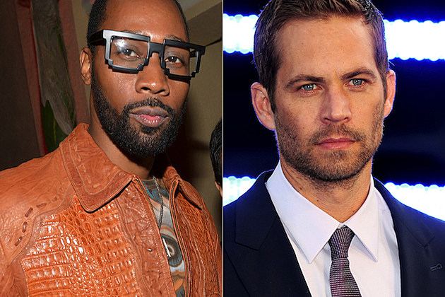 RZA Paul Walker