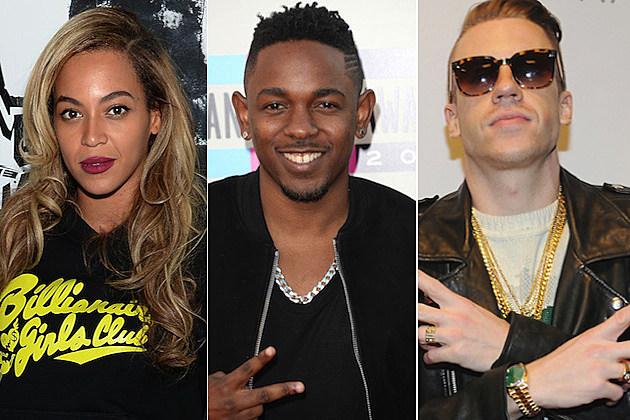 Beyonce Kendrick Lamar Macklemore