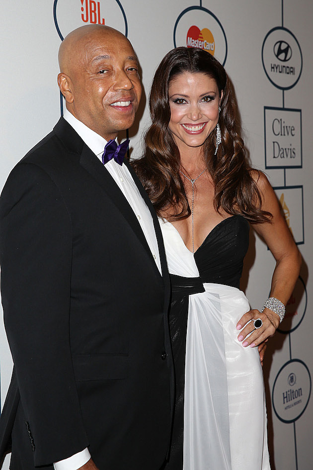 Russell Simmons Shannon Elizabeth