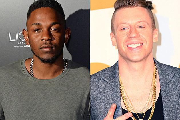 Kendrick Lamar Macklemore
