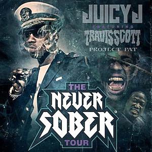 Never Sober Tour