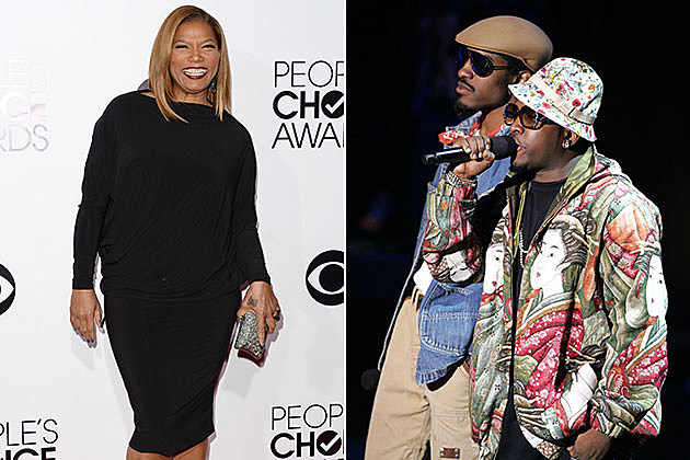 Queen Latifah OutKast