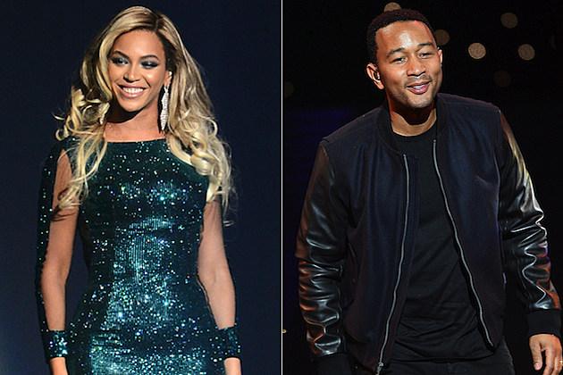 Beyonce John Legend