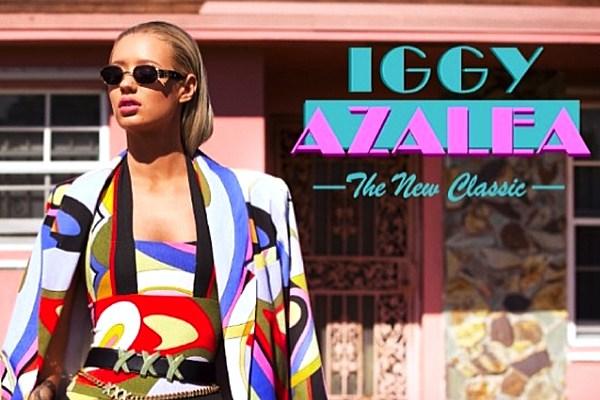 Iggy Azalea Unveils 'The New Classic' Artwork  Iggy Azalea Unv...