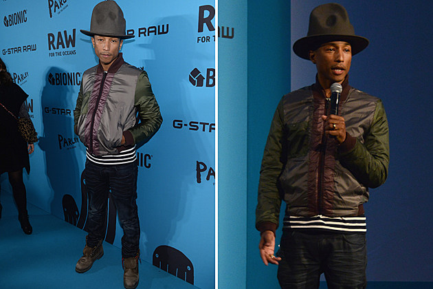 Pharrell Wiliams