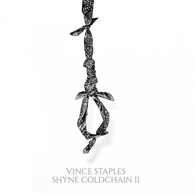 Vince Staples Shyne Coldchain II