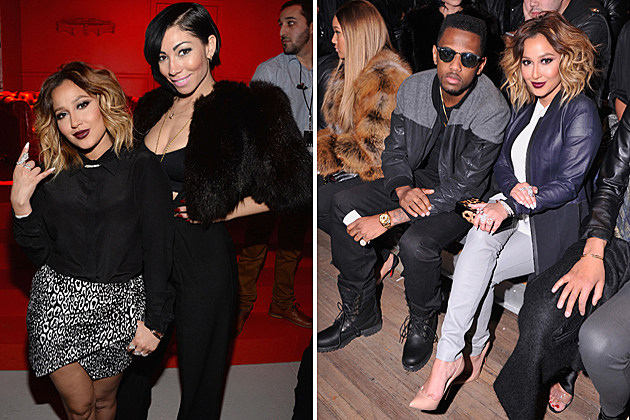 Adrienne Baillon Bridget Kelly Fabolous