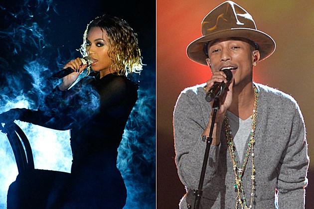 Beyonce Pharrell