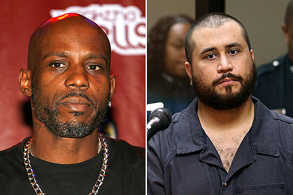 George Zimmerman Will Fight DMX In 'Celebrity' Boxing ...