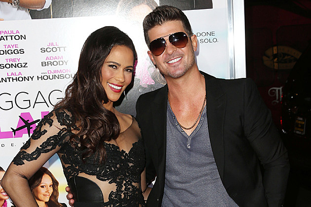 Robin Thicke Accused Of Domestic Violence, Child Abuse