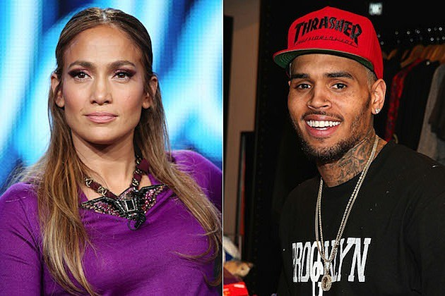 Jennifer Lopez Chris Brown