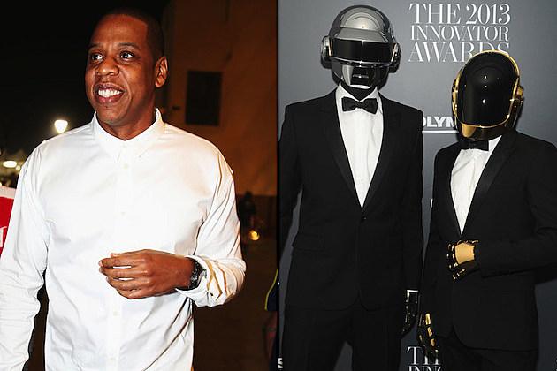 Jay Z Daft Punk