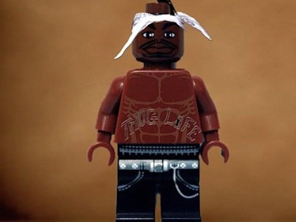 Lego 2Pac