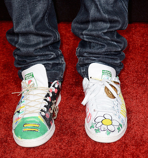 Pharrell Williams Adidas Sneakers