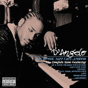 D'Angelo Live at the Jazz Cafe