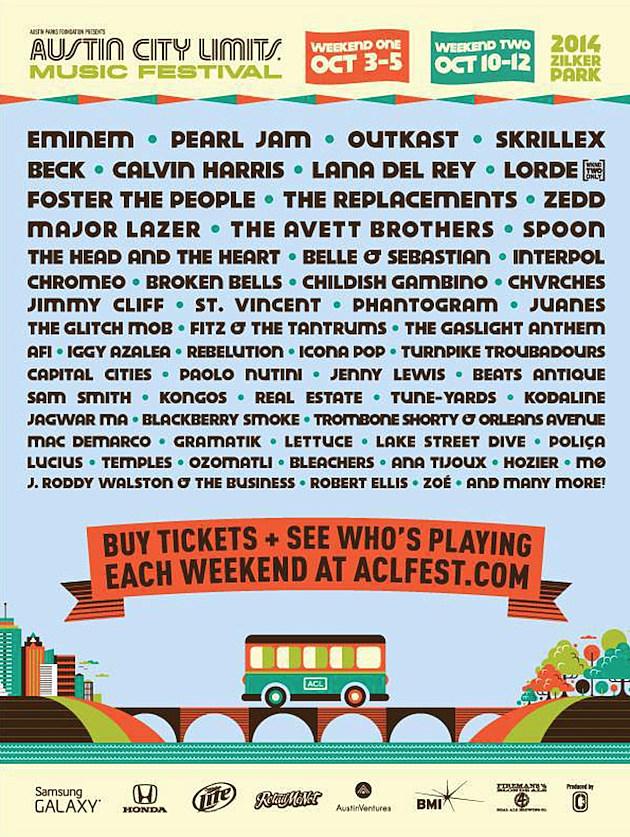 Austin City Limits Festival